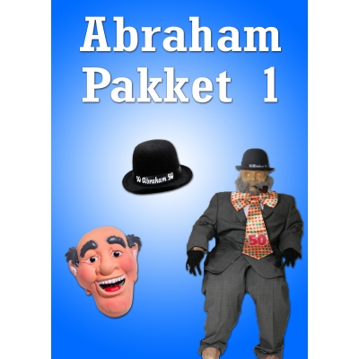 Abraham Pakket - nr. 1