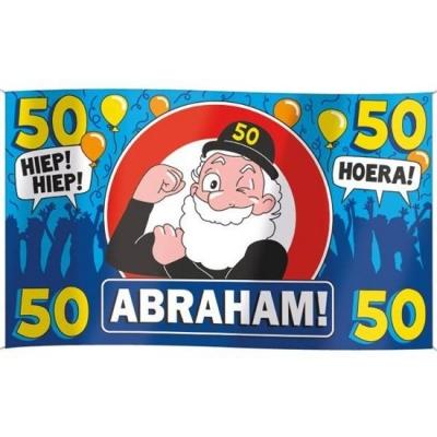 Abraham gevelvlag XXL