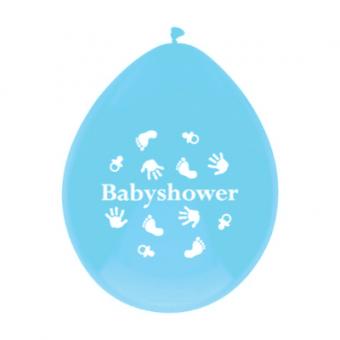 Ballonnen Babyshower jongen