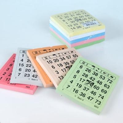 Bingo Blokken