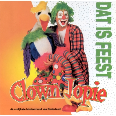 CD - Dat is Feest met Clown Jopie & Tante Angelique