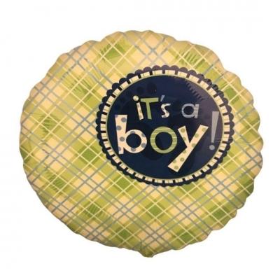 It's a boy - geruit