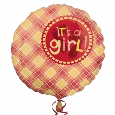 It's a girl - geruit