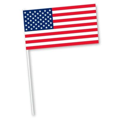 Handvlaggetjes - Amerika (50st)