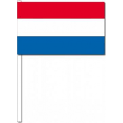 Handvlaggetjes - Nederland (50st)