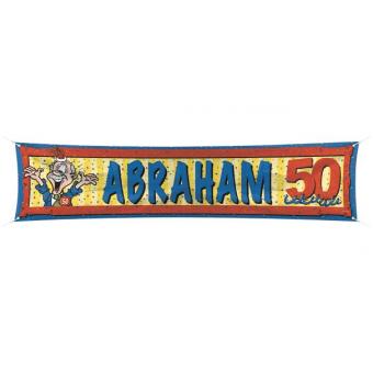 Straatbannier Abraham