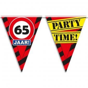 Vlaggenlijn 65 jaar - Party Time!