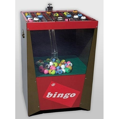 Luxe Bingo Machine - Afhaalbasis