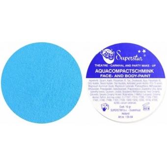 Aquaschmink Lichtblauw