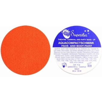 Aquaschmink Oranje